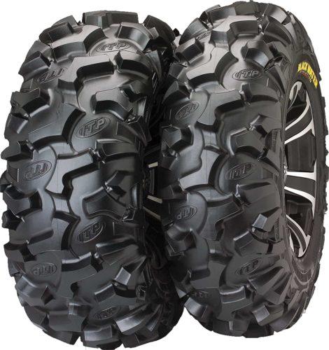 ITP Blackwater Evolution ATV Mud Tire