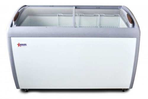 Omcan 27941 50-Inch Ice Cream Display Freezer