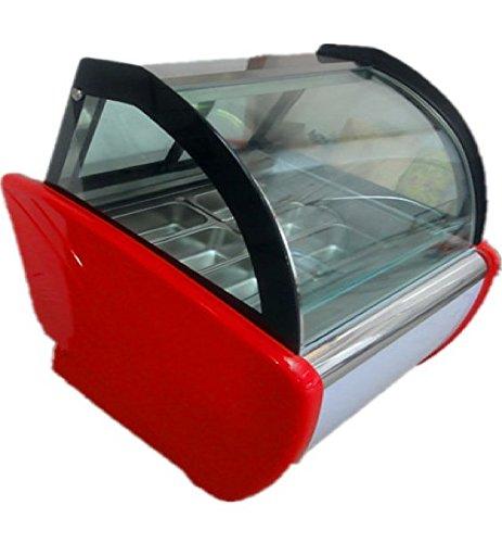 Longto Gelato Display Freezer/Ice Cream Display freezer