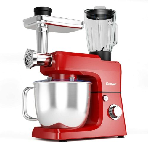 COSTWAY 3-in-1 Stand Mixer
