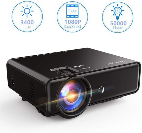 Tontion Video Projector
