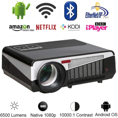 Gzunelic Video Projector