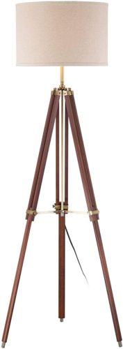 Surveyor Modern Tripod Floor Lamp