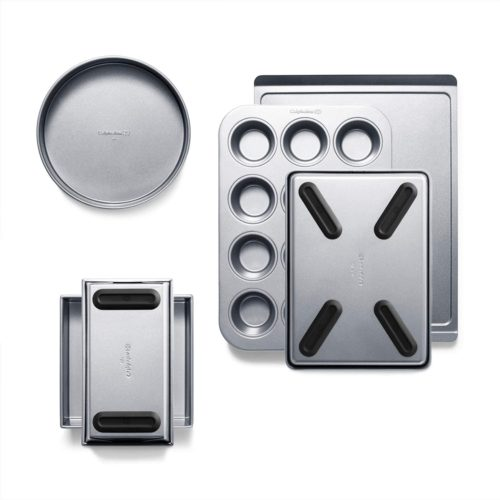 Calphalon 2065318 Premier Countertop Safe Bakeware 6 Piece Set