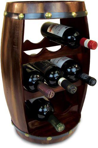Puzzled Alexander Wine Rack