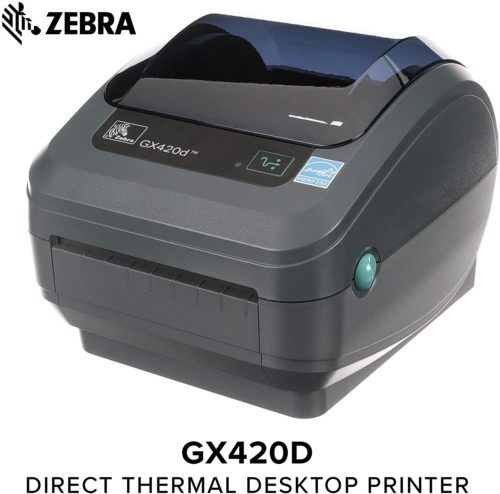 Zebra GX420D Thermal Printer