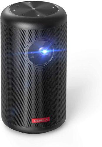 Nebula Capsule II Smart Mini Projector by Anker