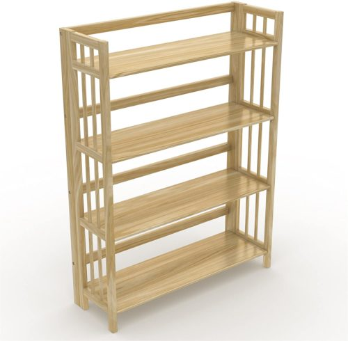 Stony-Edge Folding Bookcase