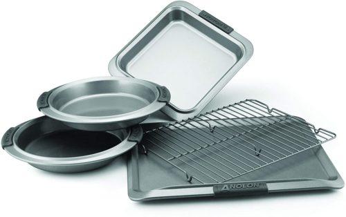 Anolon 57327 Advanced Nonstick Bakeware Set