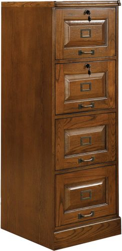 Coaster Home Furnishings Palmetto 4-Drawer File Cabinet
