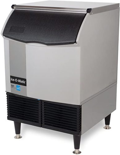 Ice-O-Matic ICEU220FA New 238lb/24 Commercial Half Cube Ice Maker Machine