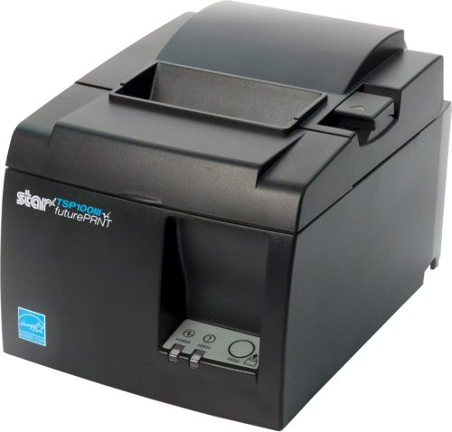 Star Micronics TSP143IIIBi Bluetooth Thermal Receipt Printer