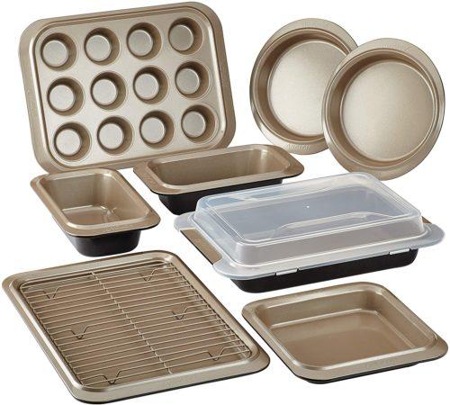 Anolon 46924 Eminence Nonstick Bakeware Set