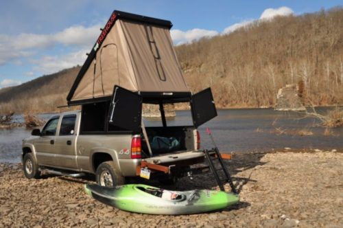 Tips for truck bed camper to help you on your way
