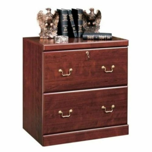 Bowery Hill 2 Drawer Lateral Wood File Cabinet