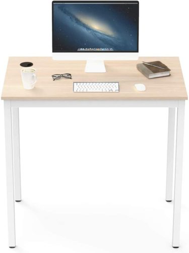 Small White Desk, Eureka Ergonomic 31.5""