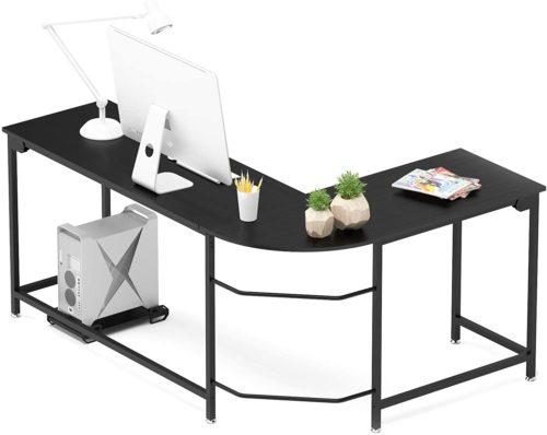 Hago Modern L-Shaped Desk Corner