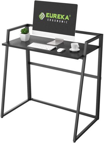 EUREKA ERGONOMIC Modern Folding Computer Desk- Modern Computer Desks
