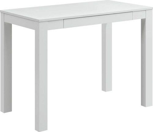 Ameriwood Home Parsons Desk with Drawer - Parsons Desks