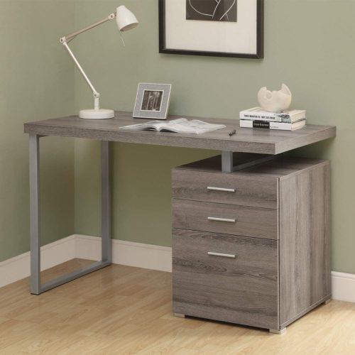 Monarch Specialties Computer Desk - Contemporary Computer Desks