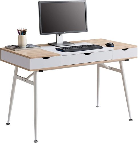 JJS Home Computer Desk - Contemporary Computer Desks