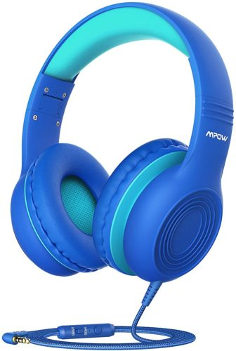 Mpow CH6S Kids Headphones with Microphone Over-Ear/On-Ear