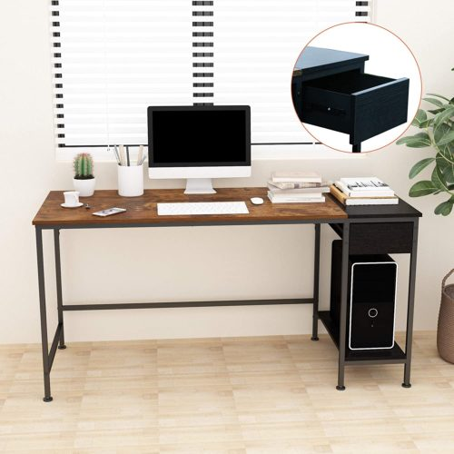 JOISCOPE Computer Desk - Office Desk Drawers