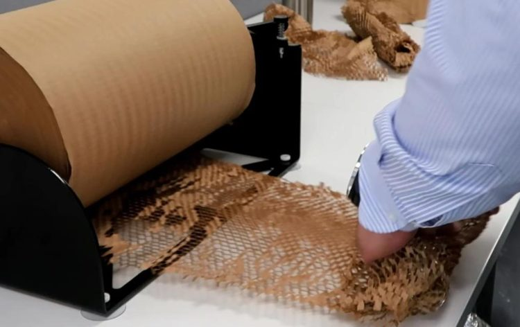 Corrugated Bubble Wrap - Recyclable Product Packaging