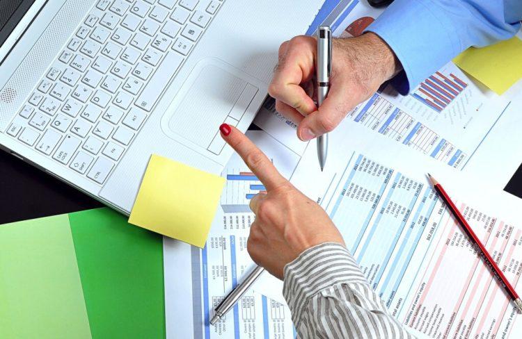 Create Monthly Balance Sheet