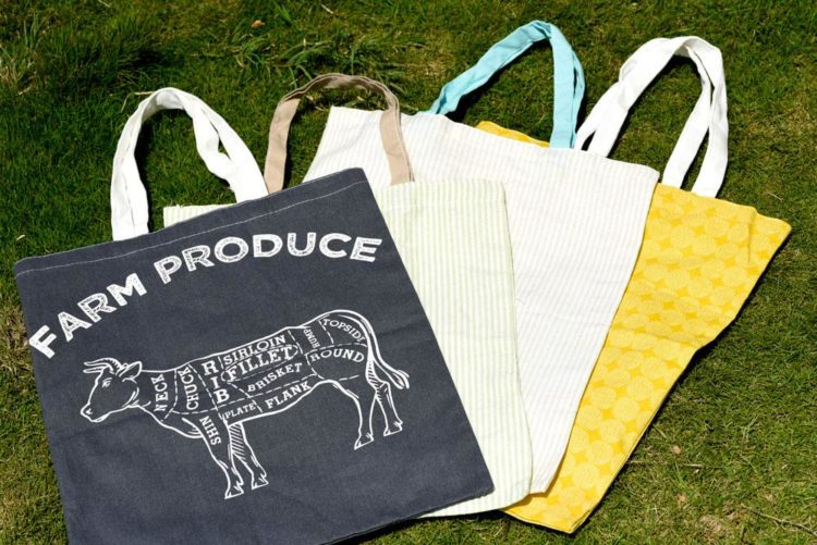 Cloth Bags - Recyclable Product Packaging