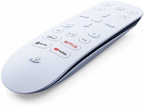PS5's Media Remote - PS5 Accessories
