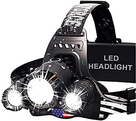 DanForce Hard Hat Light