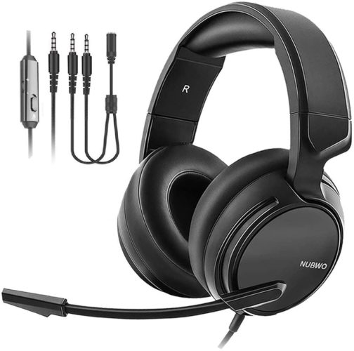 NUBWO N12 Gaming Headset & Xbox one Headset & PS4 Headset