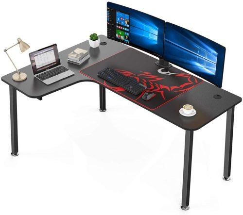 EurekaErgonomic Gaming Desk