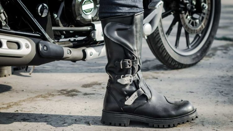 Why do you need motorcycle boots?