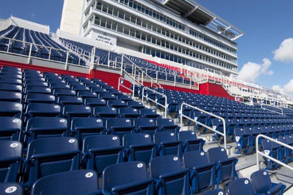 Bleacher Stadium Seats
