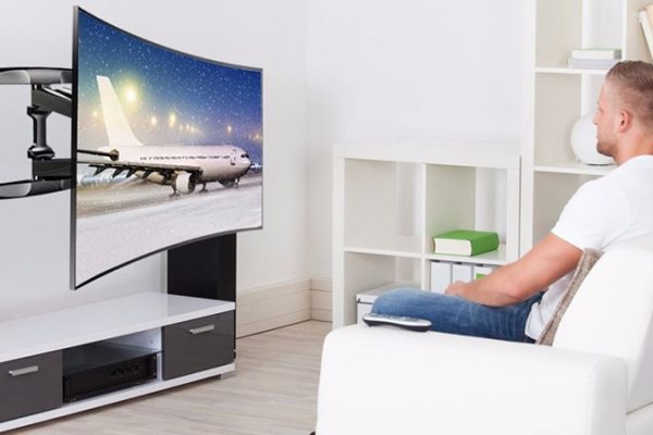 Curved TV Wall Mounts